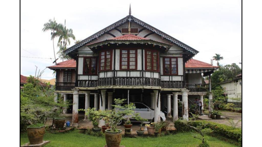 Rumah Warisan Bentara – Darul Maziah, Kpg No. 6