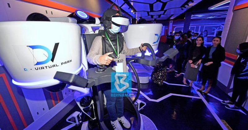 Serba Dinamik opens Sarawak's first virtual theme park with reduced capacity