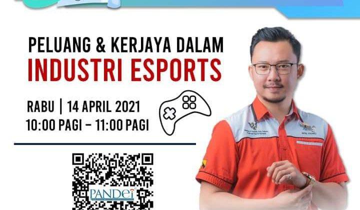 Peluang Kerjaya dalam Industri Esports