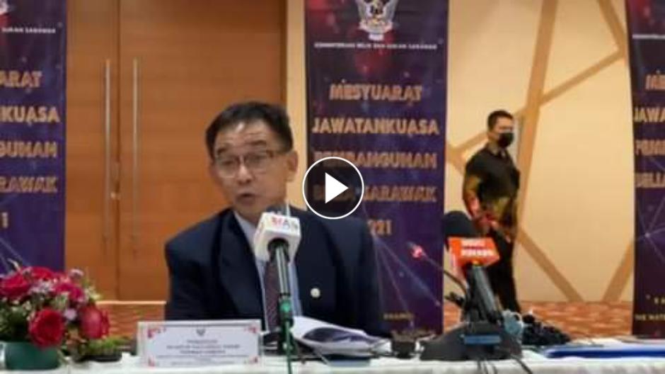 YB Karim Hamzah memberi komen mengenai status Sarawak dan Sabah
