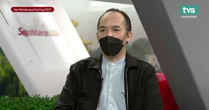 HARI BANDARAYA KUCHING 2021@ SEJAHTERA ASIA TVS