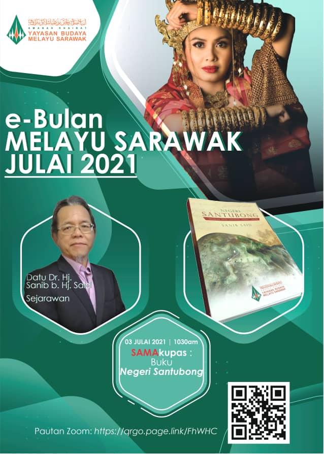 SAMAkupas: Buku Negeri Santubong