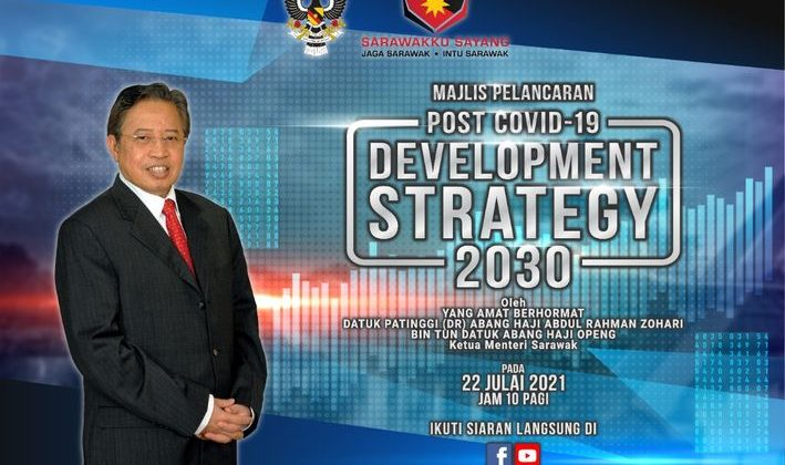 Bersama kita saksikan amanat khas dan majlis pelancaran Strategi Pembangunan Pas… – Old Kuching Smart Heritage