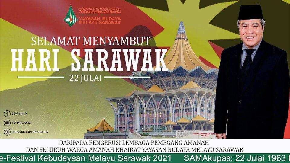 Mari sertai kami dalam merungkai fakta sejarah Hari Sarawak bersama sejarawan Sa…