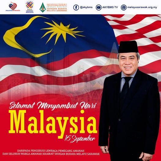 Selamat Menyambut Hari Malaysia  16 September 2021   Malaysia Prihatin  Semoga k…